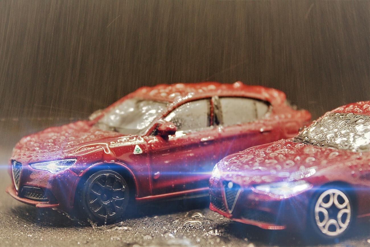 Alpha Marketing - Product Photography, Alfa Romeo