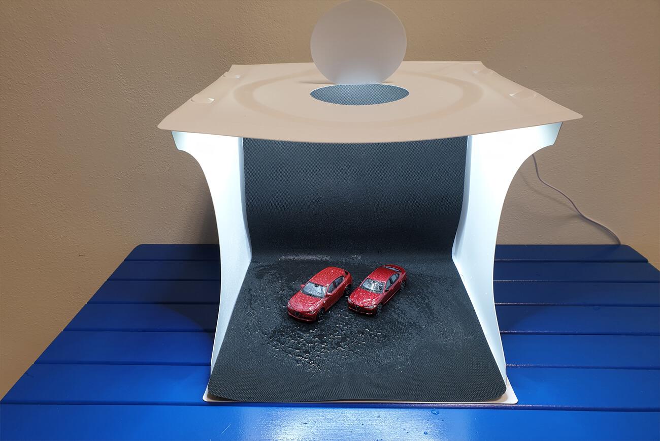 Alpha Marketing - Product Photography, Alfa Romeo 2