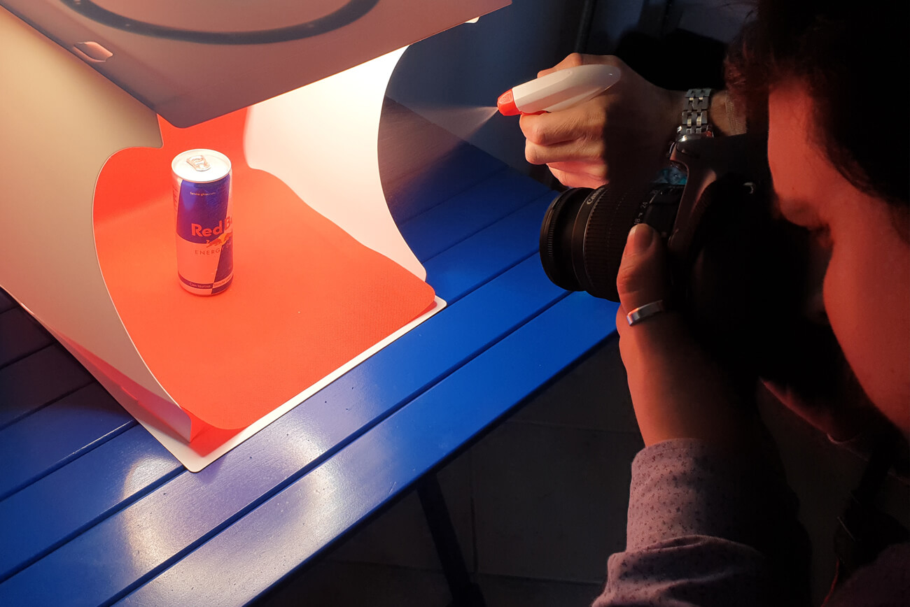Alpha Marketing - Product Photography, Red Bull 2