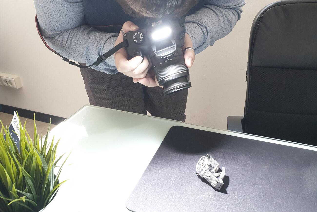 Alpha Marketing - Product Photography, Tissot 2