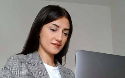 Irva Llanaj   Social Media Manager